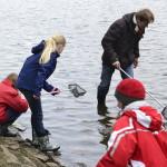 KinderUni on Tour Fisch, Frosch, Bisamratte und co