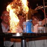 KinderUni_Was brennt bei einer Kerze
