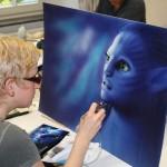 Gestaltung_Fantasy-Illustration und Airbrush-Design 4