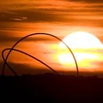 Sonne trifft Vollmond 1